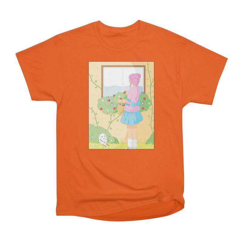 Companions - Strawberry Picking and Daisy Chain Making Women's T-Shirt by Rachel Yelding | enchantedviolin
