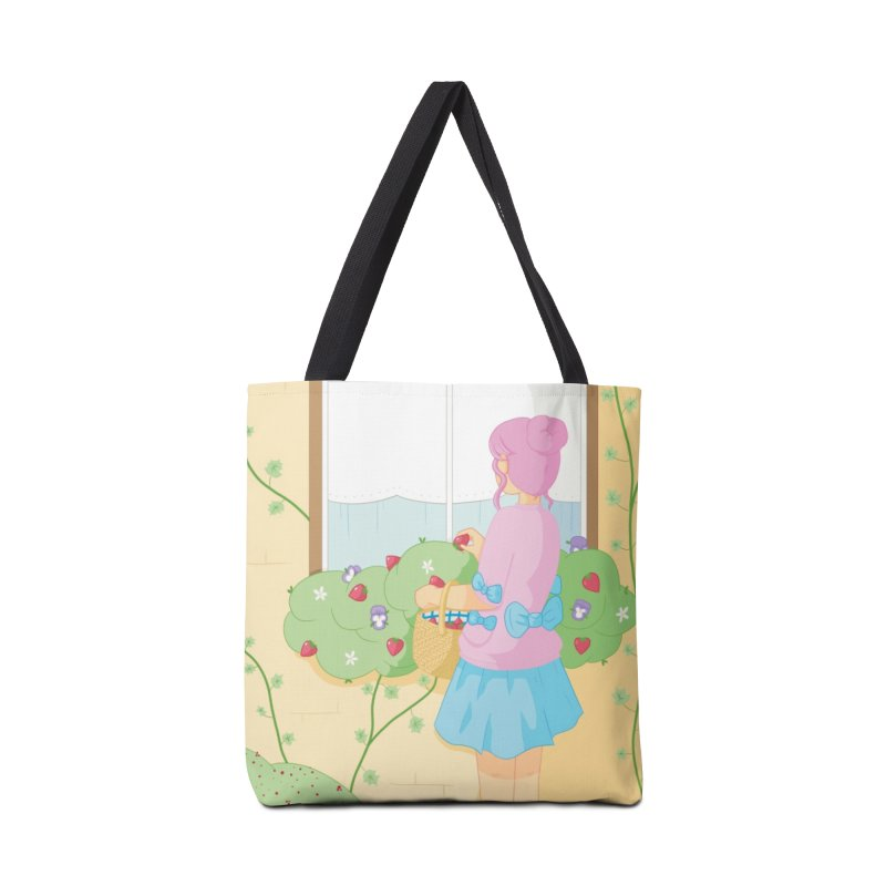 Companions - Strawberry Picking and Daisy Chain Making Accessories Bag by Rachel Yelding | enchantedviolin