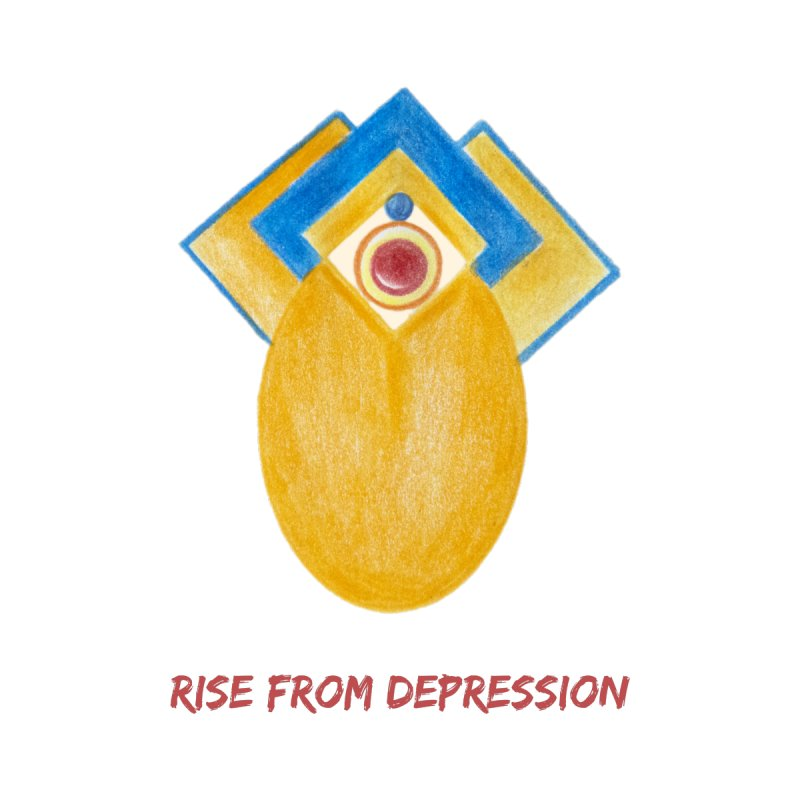 Rise From Depression by energeticsymbols's Artist Shop