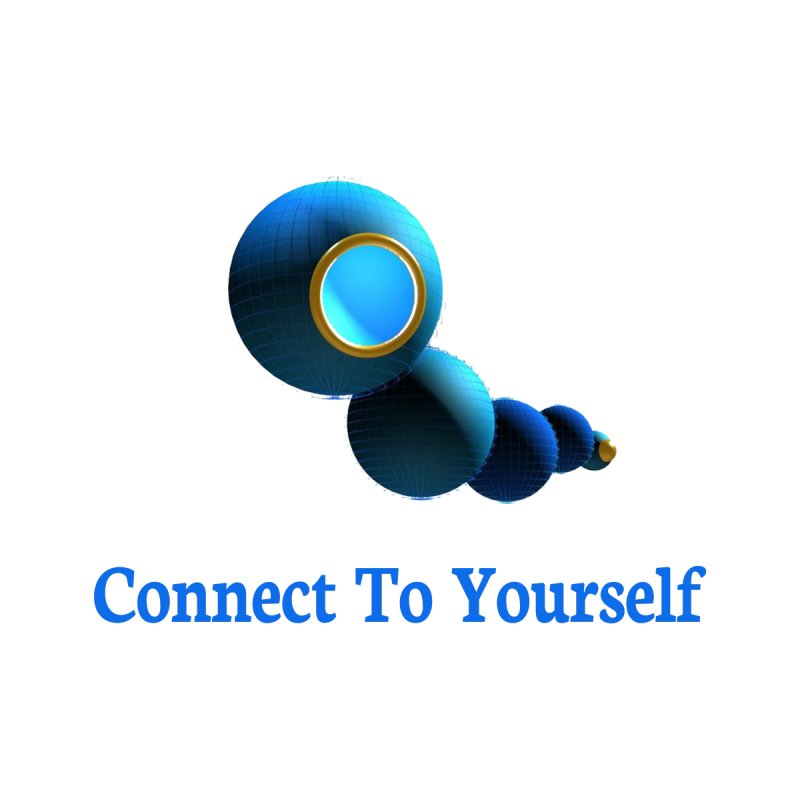 Connect To Yourself by energeticsymbols's Artist Shop