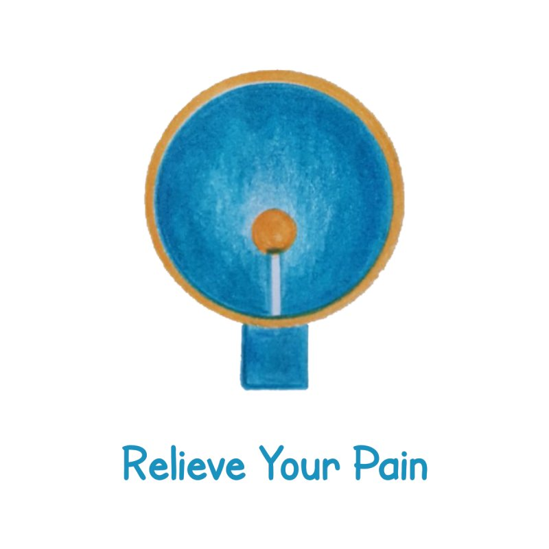 Relieve Your Pain by energeticsymbols's Artist Shop