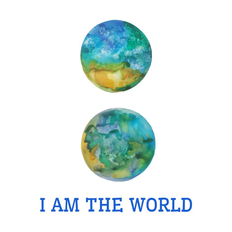 I am the world by energeticsymbols's Artist Shop