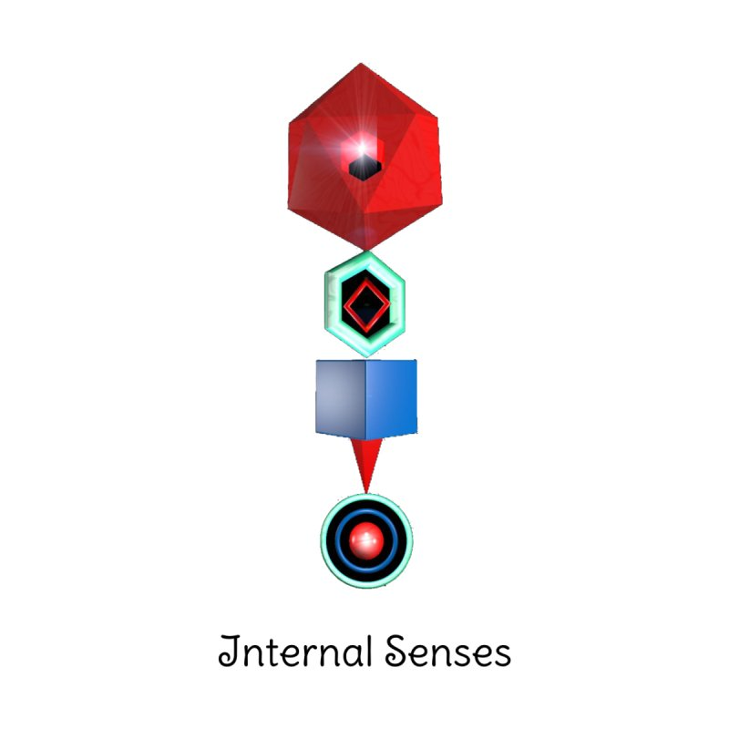 Internal Senses by energeticsymbols's Artist Shop