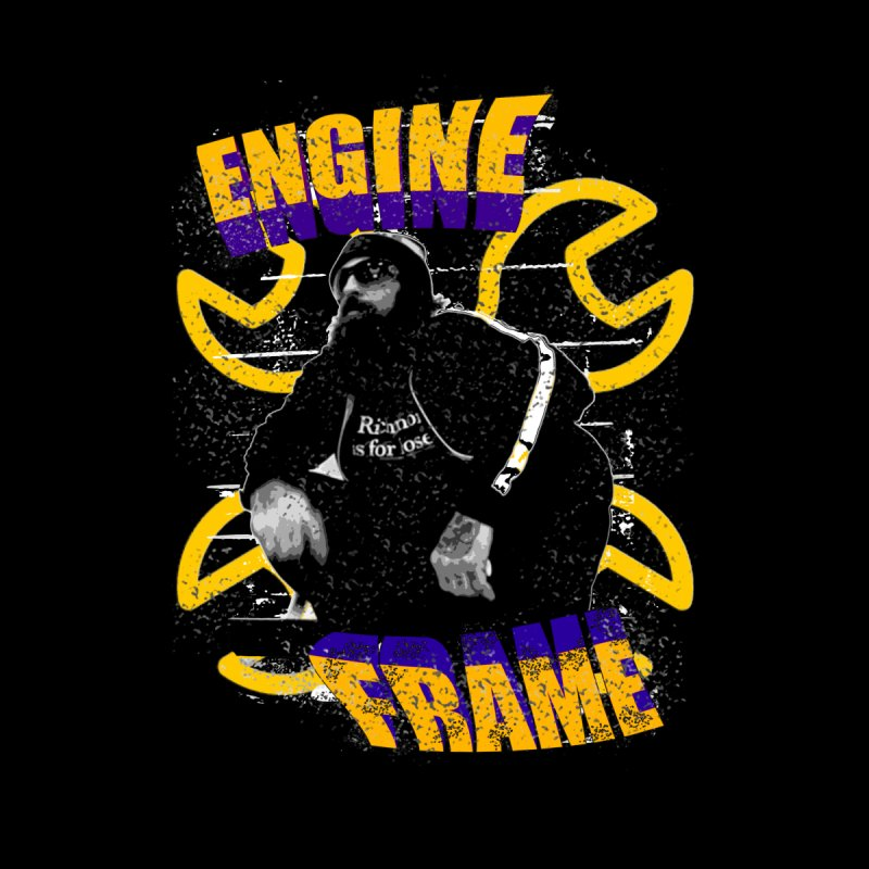 Throwback Style I by Engine and Frame's Artist Shop
