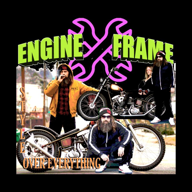 Throwback Style III by Engine and Frame's Artist Shop