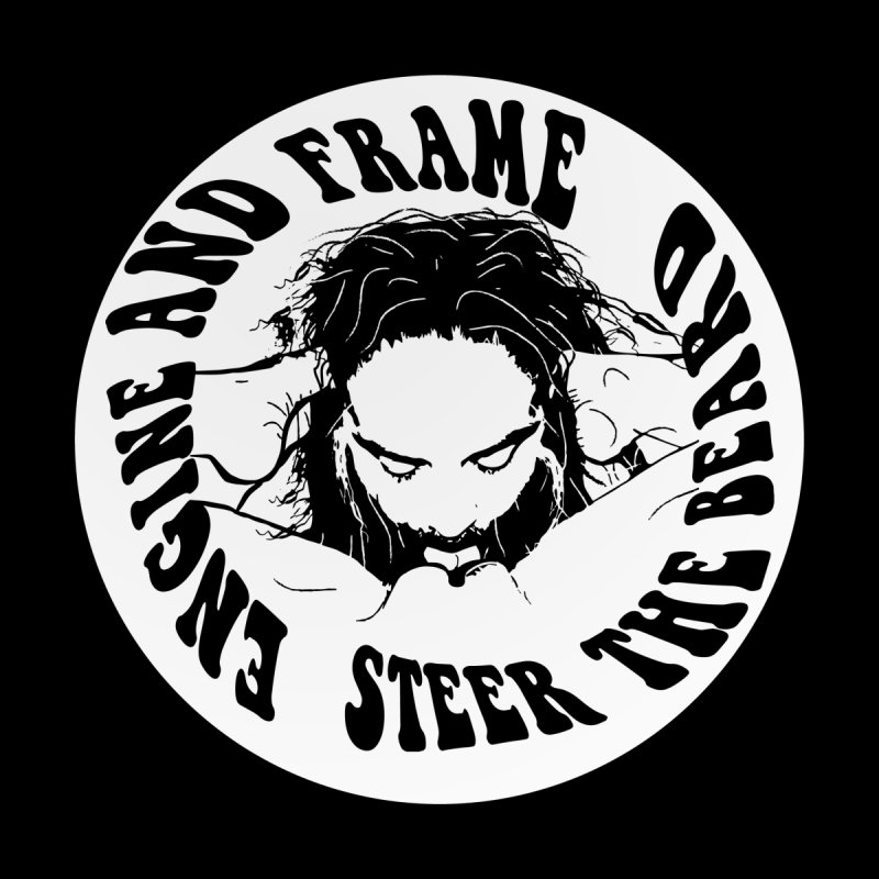Steer the Beard by Engine and Frame's Artist Shop