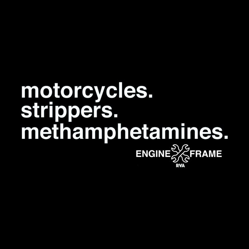 Motorcycles... by Engine and Frame's Artist Shop