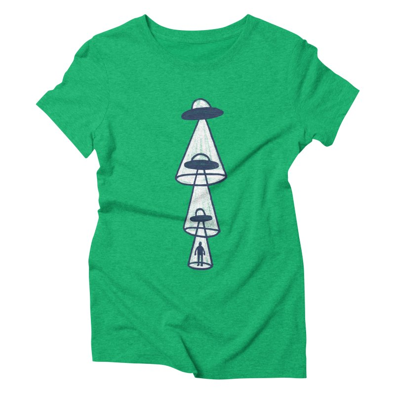 food chain Women's Triblend T-Shirt by enginoztekin's Artist Shop
