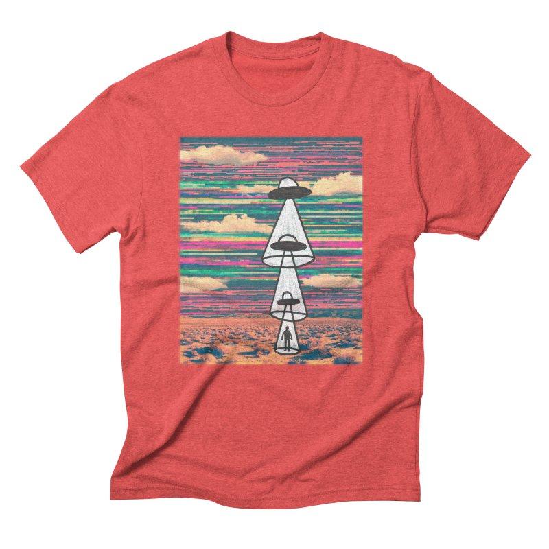 food chain Men's Triblend T-shirt by enginoztekin's Artist Shop