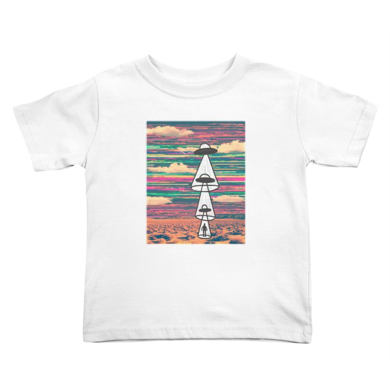 food chain Kids Toddler T-Shirt by enginoztekin's Artist Shop