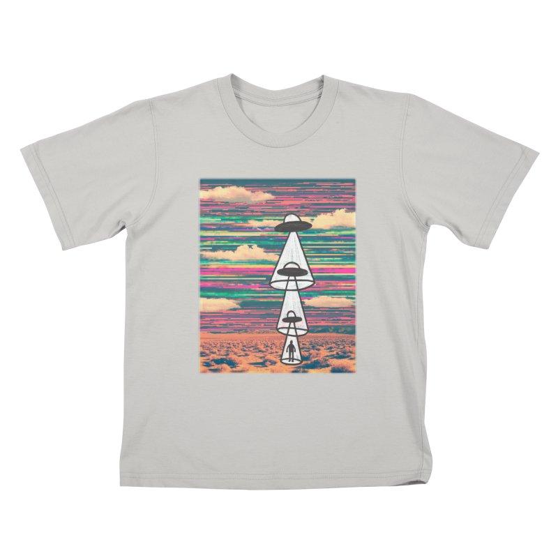 food chain Kids T-shirt by enginoztekin's Artist Shop