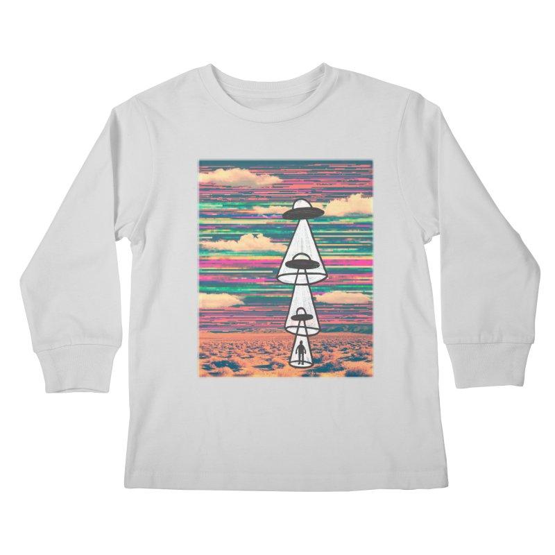 food chain Kids Longsleeve T-Shirt by enginoztekin's Artist Shop