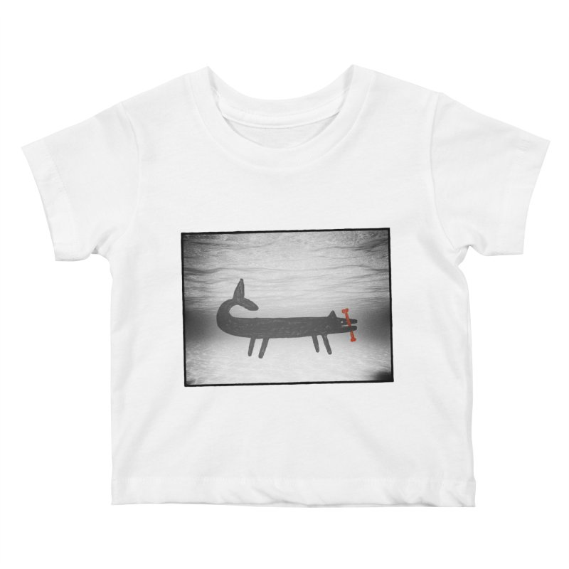 good boy Kids Baby T-Shirt by enginoztekin's Artist Shop