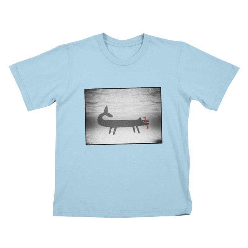 good boy Kids T-shirt by enginoztekin's Artist Shop