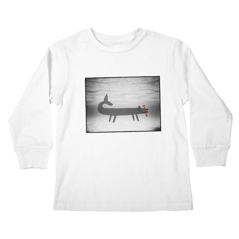 good boy Kids Longsleeve T-Shirt by enginoztekin's Artist Shop