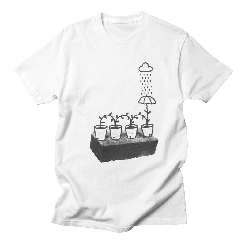 pots Men's T-Shirt by enginoztekin's Artist Shop