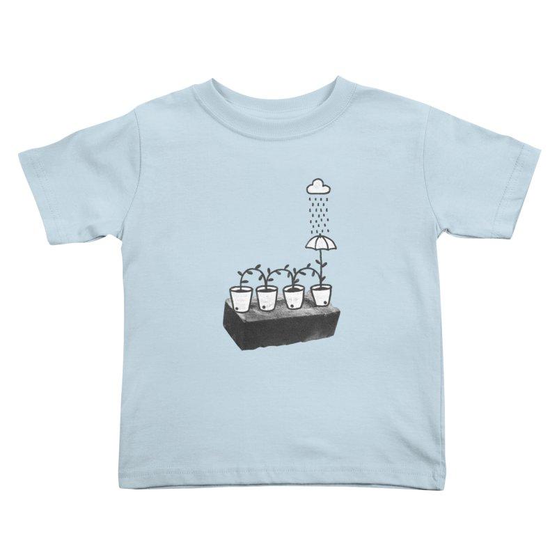 pots Kids Toddler T-Shirt by enginoztekin's Artist Shop
