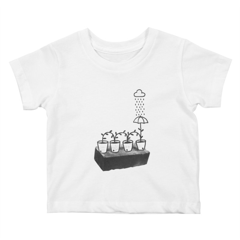 pots Kids Baby T-Shirt by enginoztekin's Artist Shop
