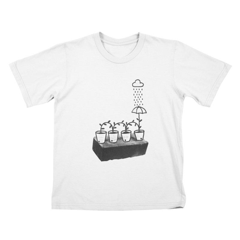 pots Kids T-shirt by enginoztekin's Artist Shop