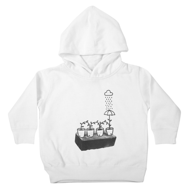 pots Kids Toddler Pullover Hoody by enginoztekin's Artist Shop