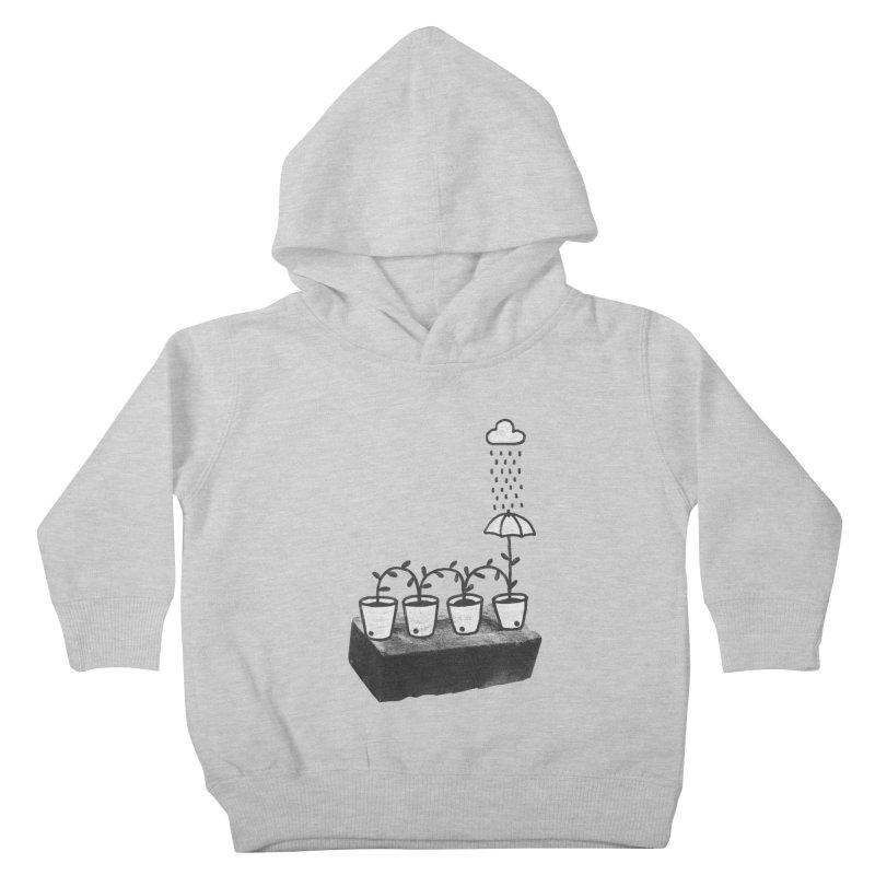 pots Kids Toddler Pullover Hoody by enginoztekin's Artist Shop