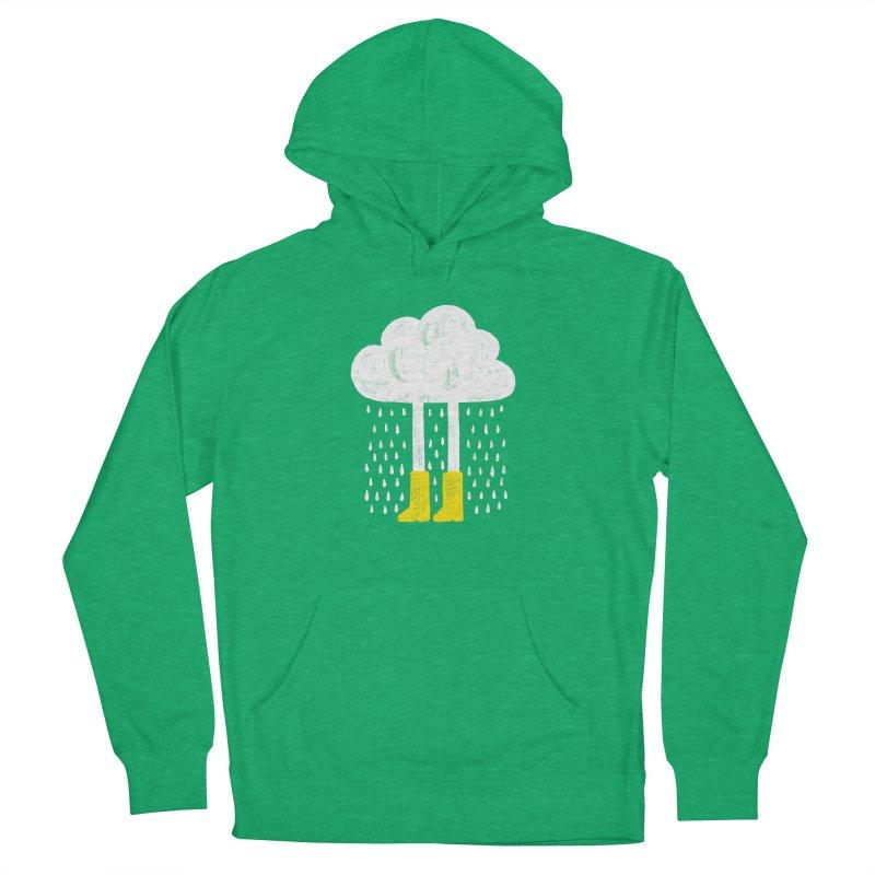 rainy Women's Pullover Hoody by enginoztekin's Artist Shop