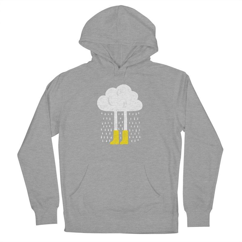 rainy Men's Pullover Hoody by enginoztekin's Artist Shop