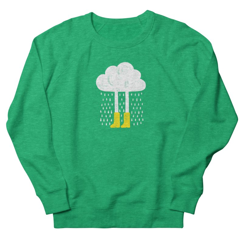 rainy Women's Sweatshirt by enginoztekin's Artist Shop
