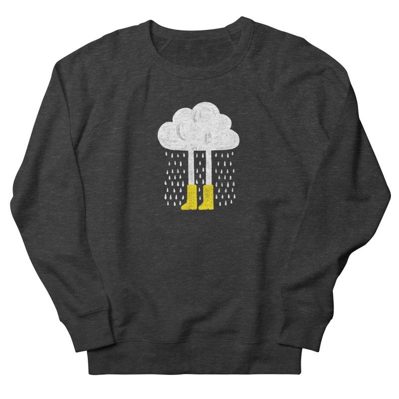rainy Men's Sweatshirt by enginoztekin's Artist Shop