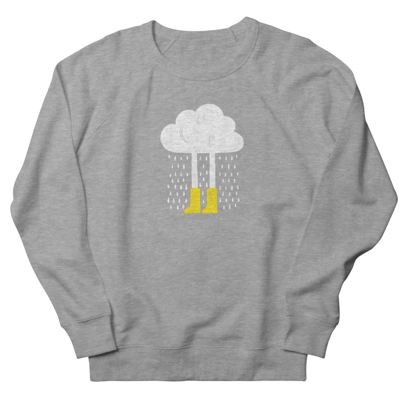 rainy Men's Sweatshirt by enginoztekin's Artist Shop