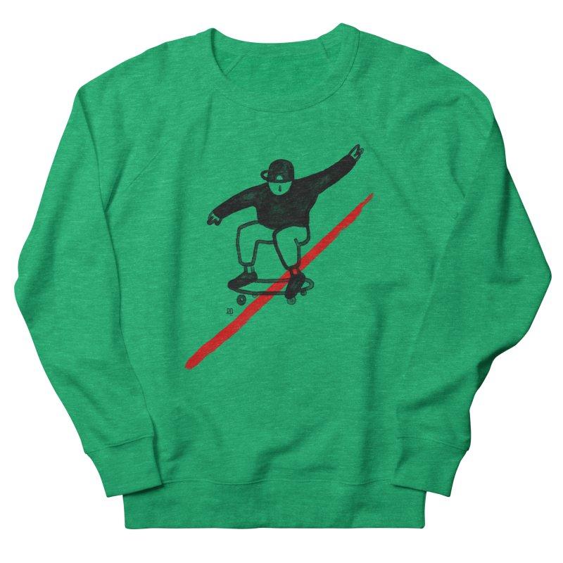 red line Men's Sweatshirt by enginoztekin's Artist Shop