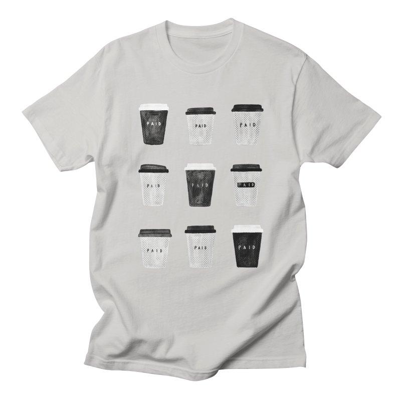 deserved Men's T-Shirt by enginoztekin's Artist Shop