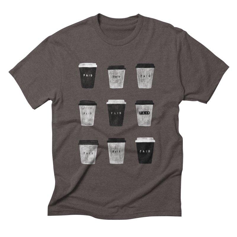 deserved Men's Triblend T-Shirt by enginoztekin's Artist Shop