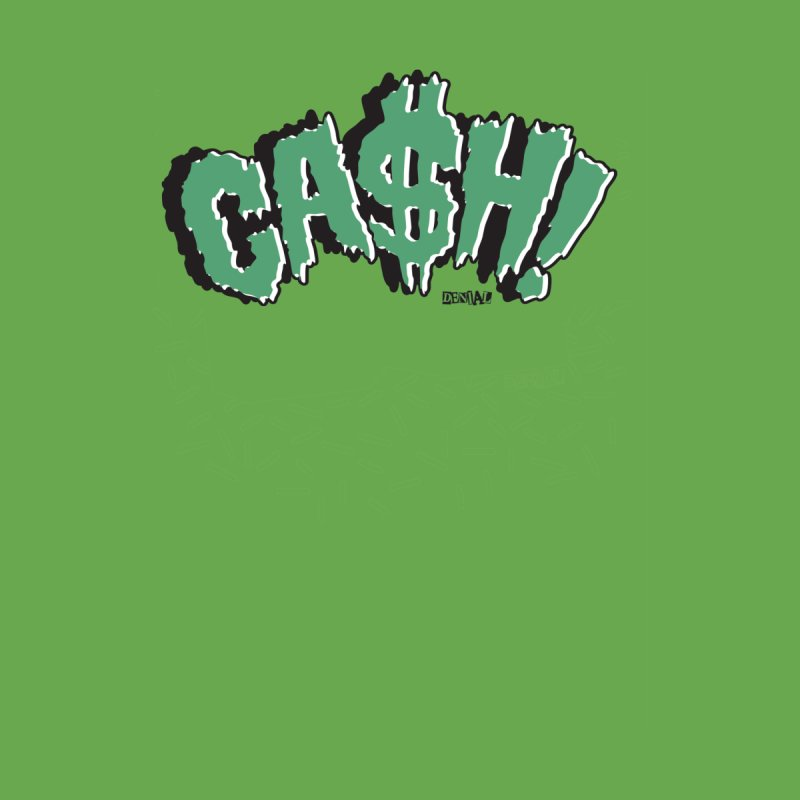 CASH! Women's Longsleeve T-Shirt by Enjoy Denial
