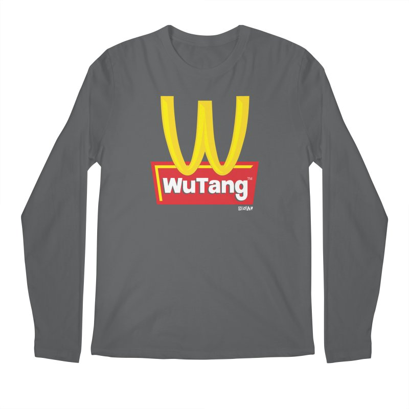 WuTang Men's Longsleeve T-Shirt by Enjoy Denial