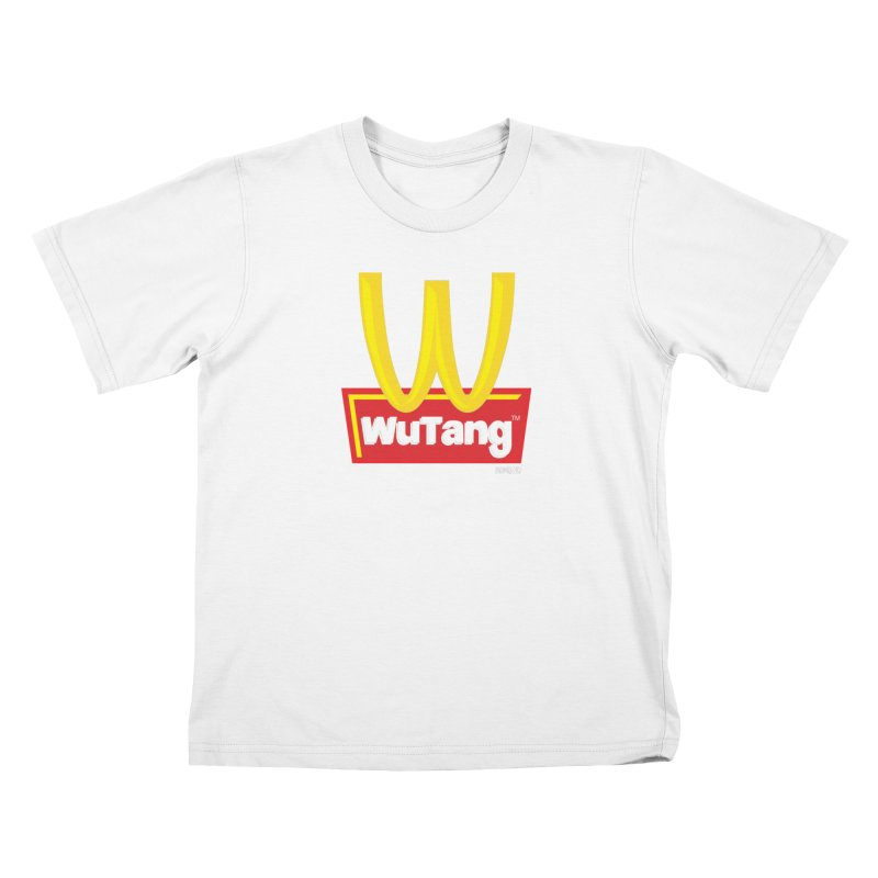 WuTang Kids T-Shirt by Enjoy Denial