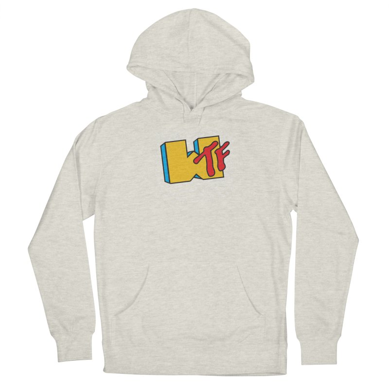 WTF Men's Pullover Hoody by Enjoy Denial