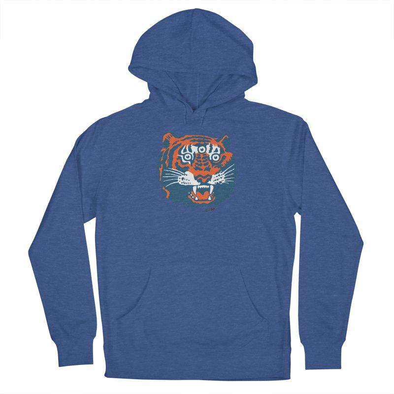 Tiger Men's Pullover Hoody by Enjoy Denial