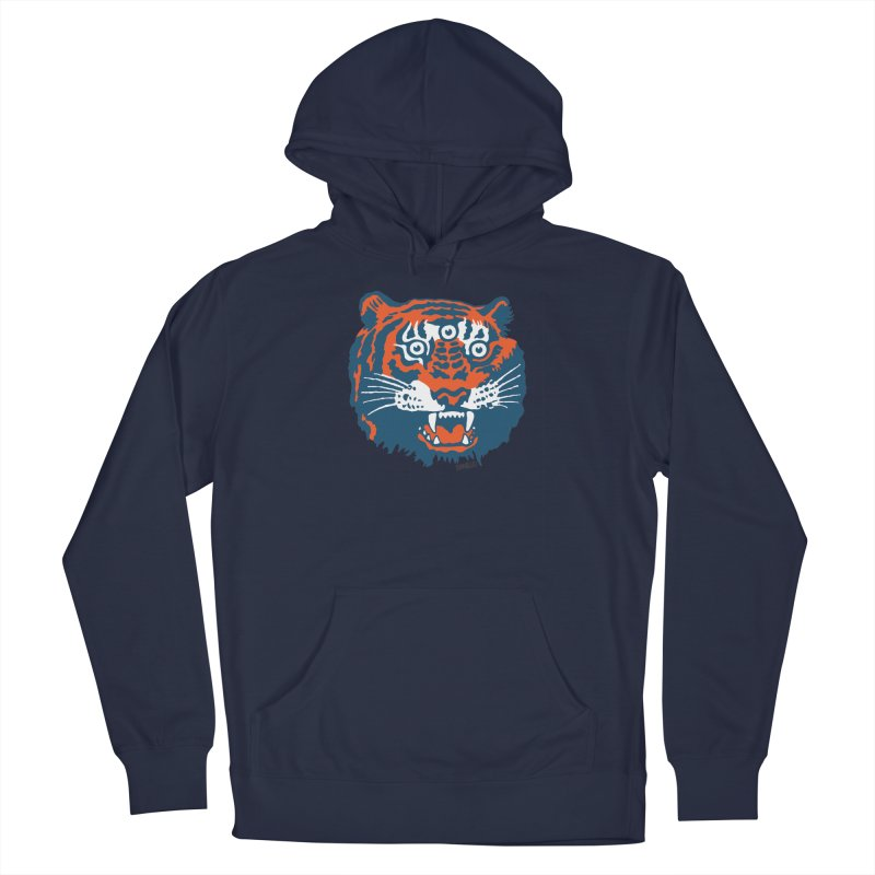 Tiger Men's Pullover Hoody by Enjoy Denial