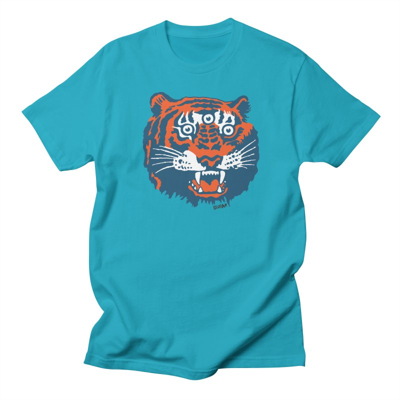 Tiger Men's T-Shirt by Enjoy Denial