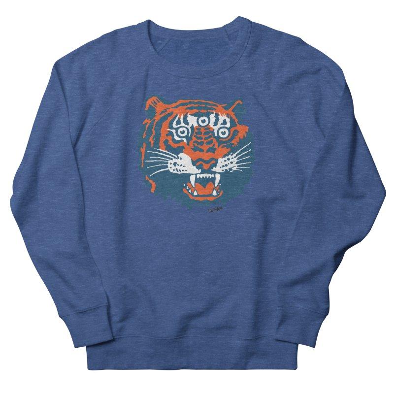 Tiger Men's Sweatshirt by Enjoy Denial