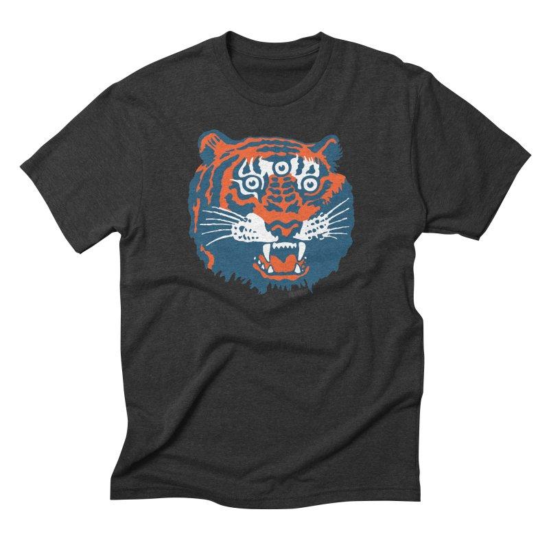 Tiger Men's T-Shirt by Enjoy Denial