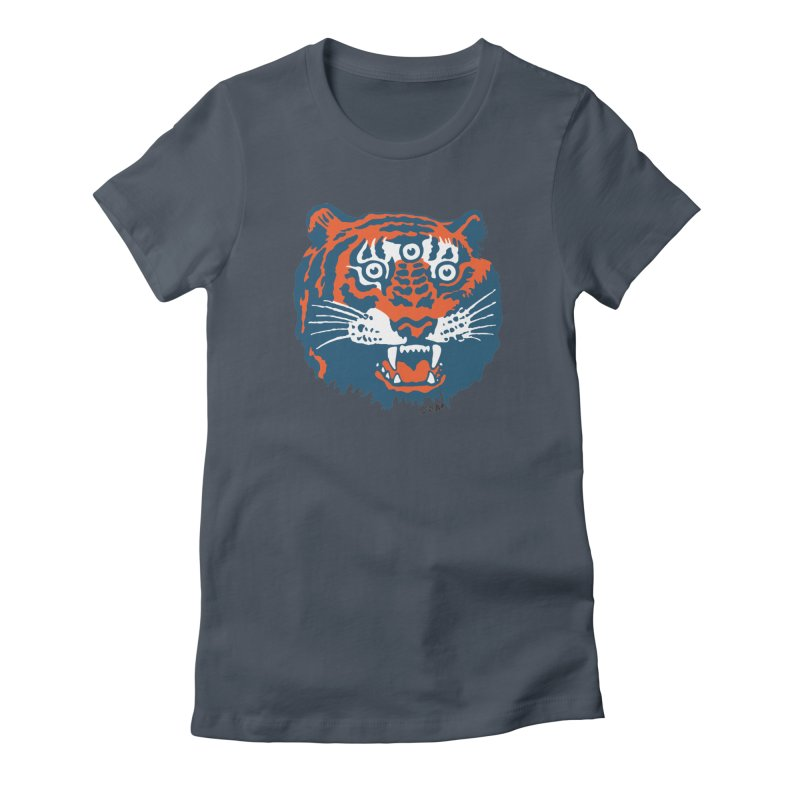 Tiger Women's T-Shirt by Enjoy Denial