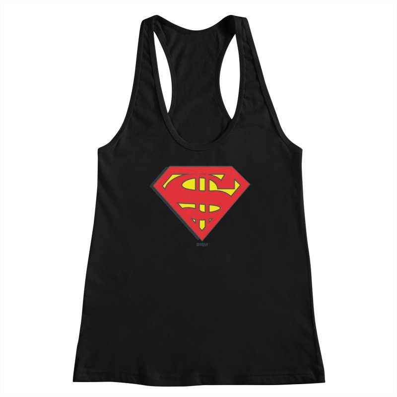 Superman Women's Tank by Enjoy Denial