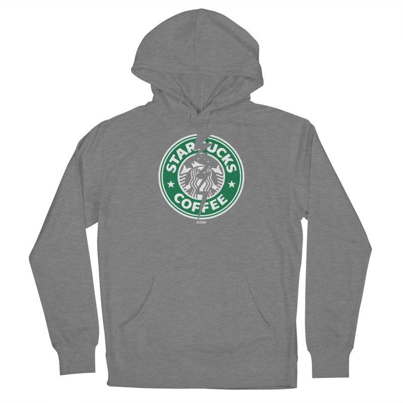 Starbucks Women's Pullover Hoody by Enjoy Denial