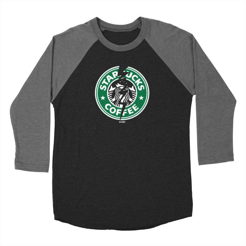 Starbucks Women's Longsleeve T-Shirt by Enjoy Denial