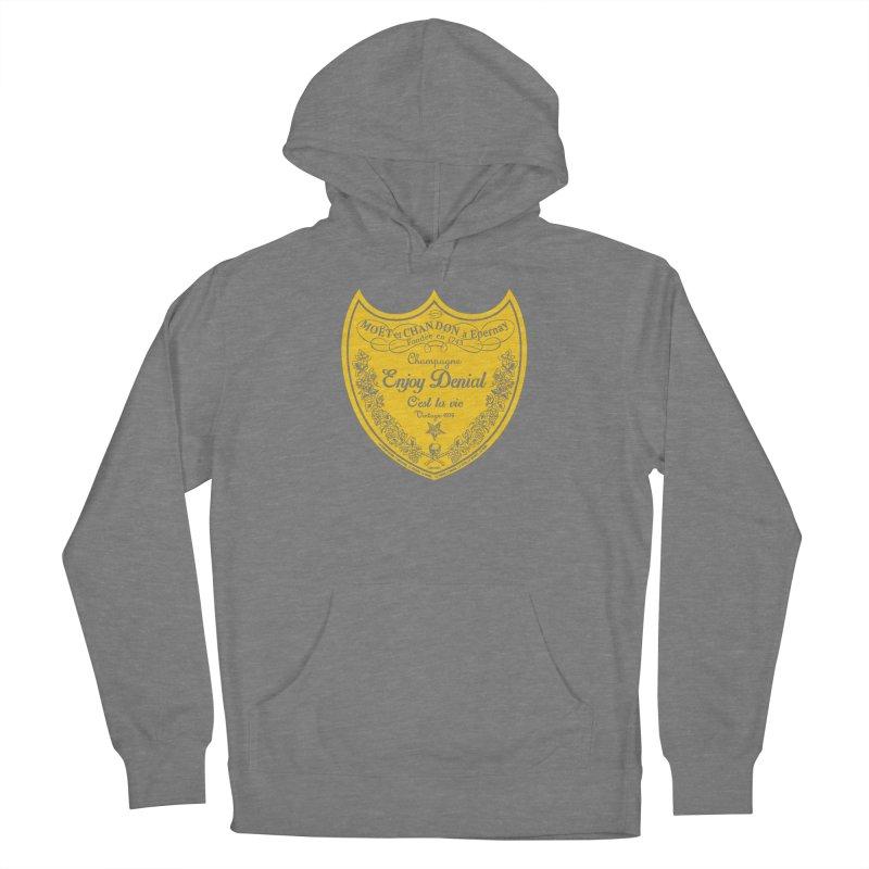 Shield Women's Pullover Hoody by Enjoy Denial