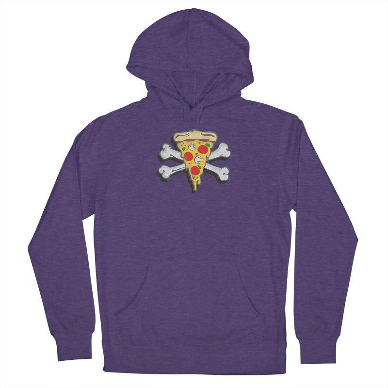 Pizza Men's Pullover Hoody by Enjoy Denial