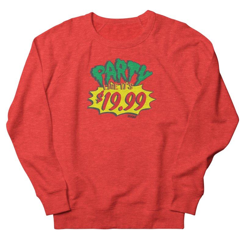 Party Women's Sweatshirt by Enjoy Denial