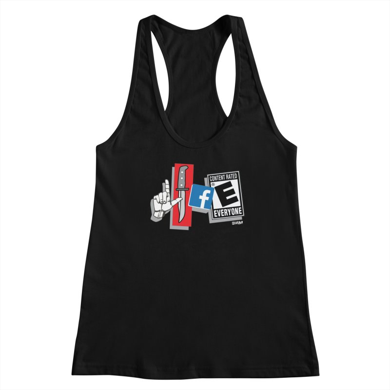 Life Women's Tank by Enjoy Denial